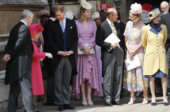 Královská svatba - Lady Gabriella Windsor a Thomas Kingston - Obrázek č. 5