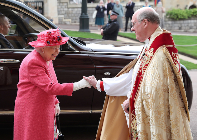 Královská svatba - Lady Gabriella Windsor a Thomas Kingston - Obrázek č. 4
