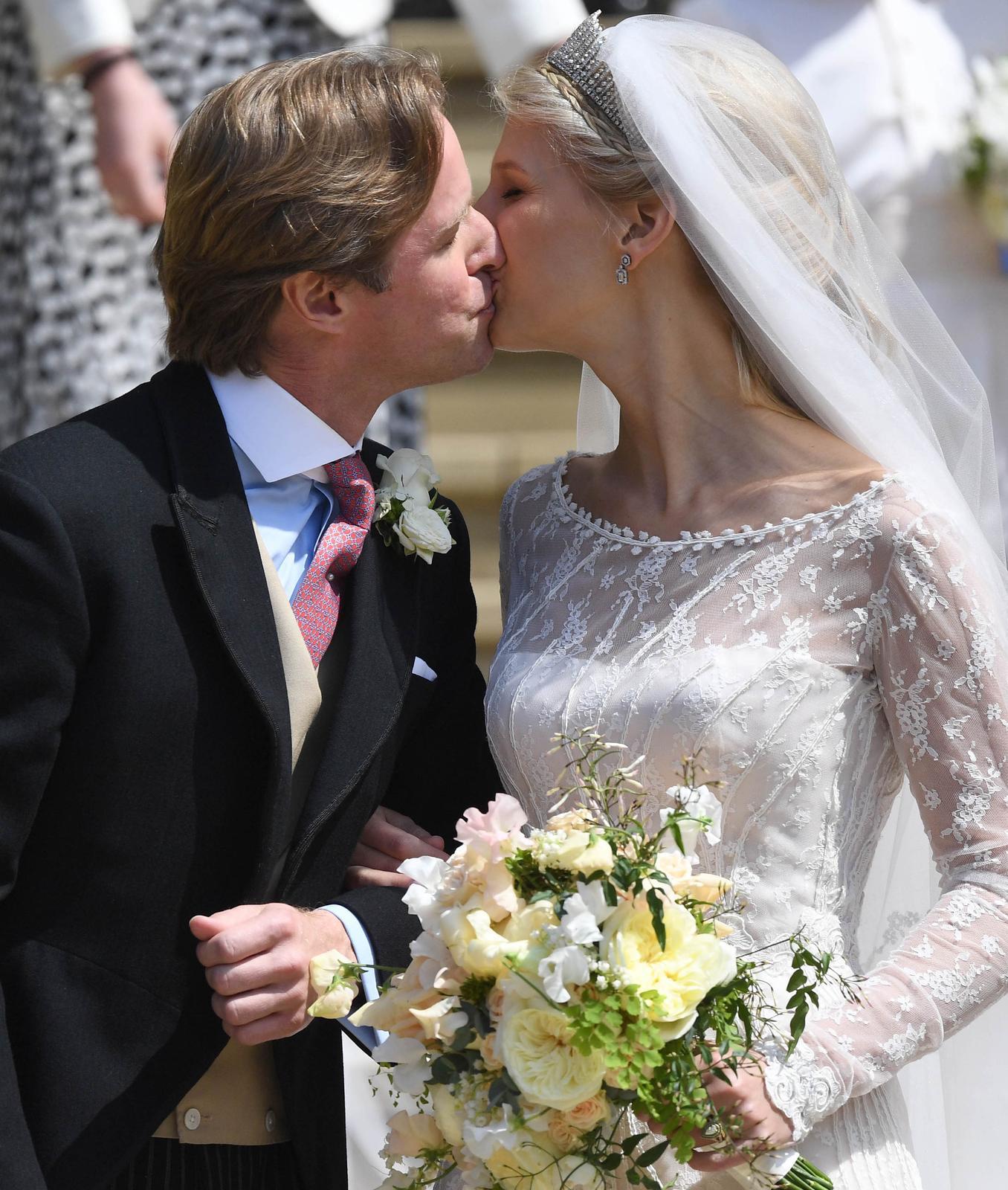 Královská svatba - Lady Gabriella Windsor a Thomas Kingston - Obrázek č. 18