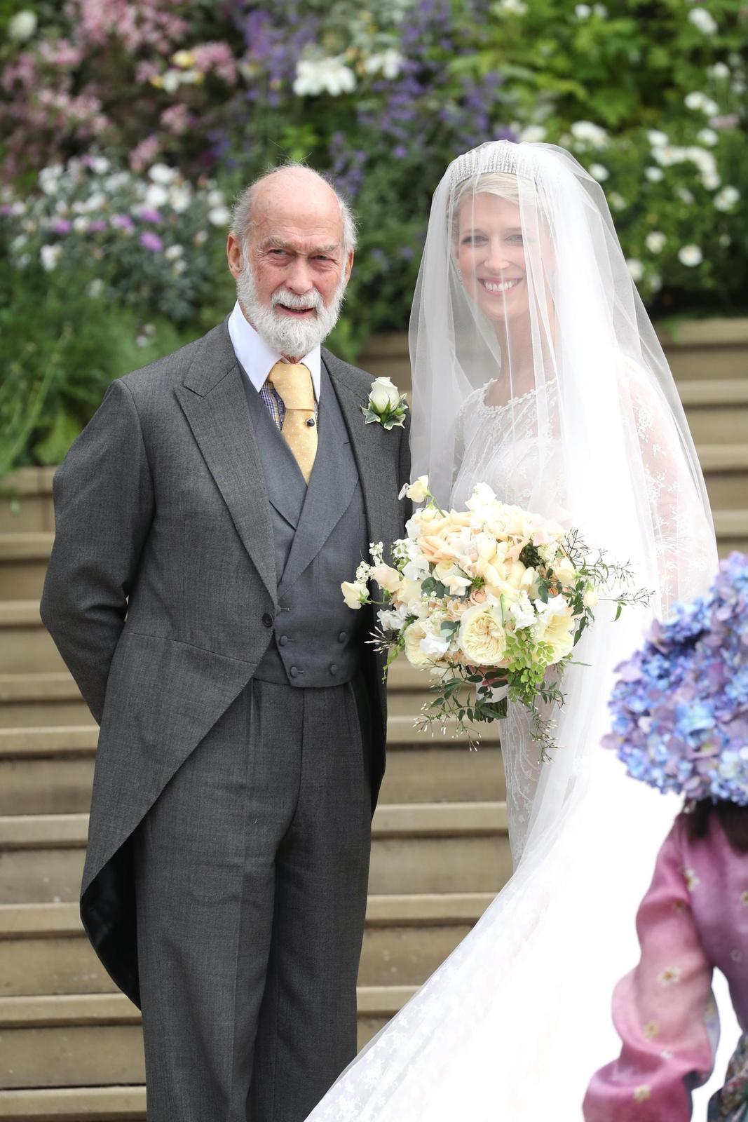 Královská svatba - Lady Gabriella Windsor a Thomas Kingston - Obrázek č. 9