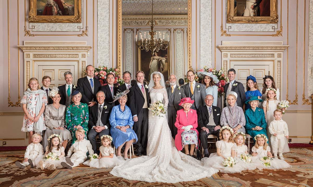 Královská svatba - Lady Gabriella Windsor a Thomas Kingston - Obrázek č. 27