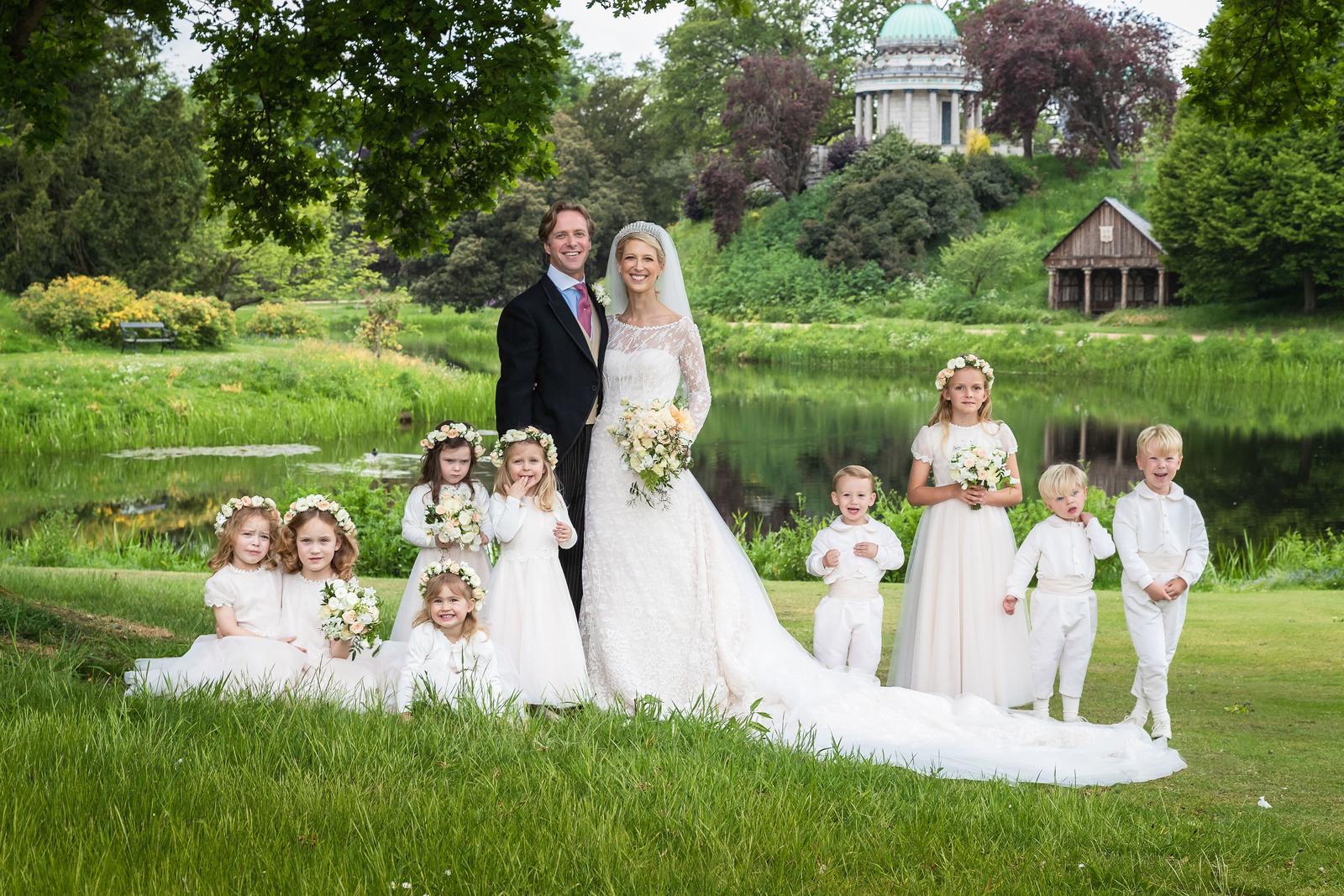 Královská svatba - Lady Gabriella Windsor a Thomas Kingston - Obrázek č. 28