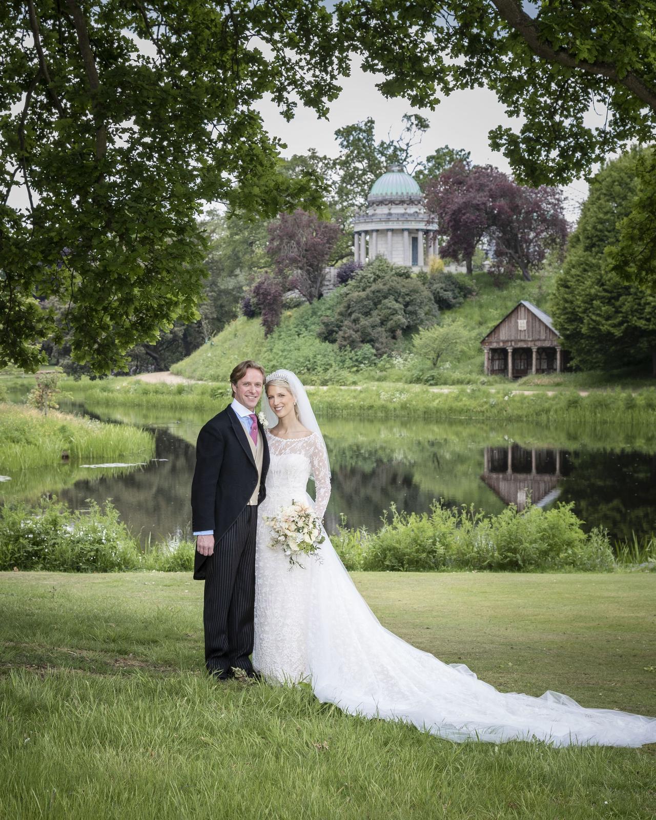Královská svatba - Lady Gabriella Windsor a Thomas Kingston - Obrázek č. 29