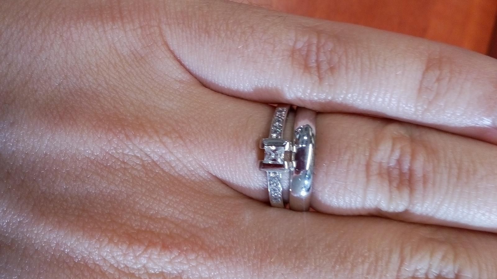 Snubni A Zasnubni Prsten Dohromady Jaky Se Hodi K