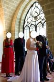 Svatební šaty s kamínky, 42
