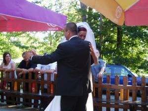 První tanec pro novomanžele