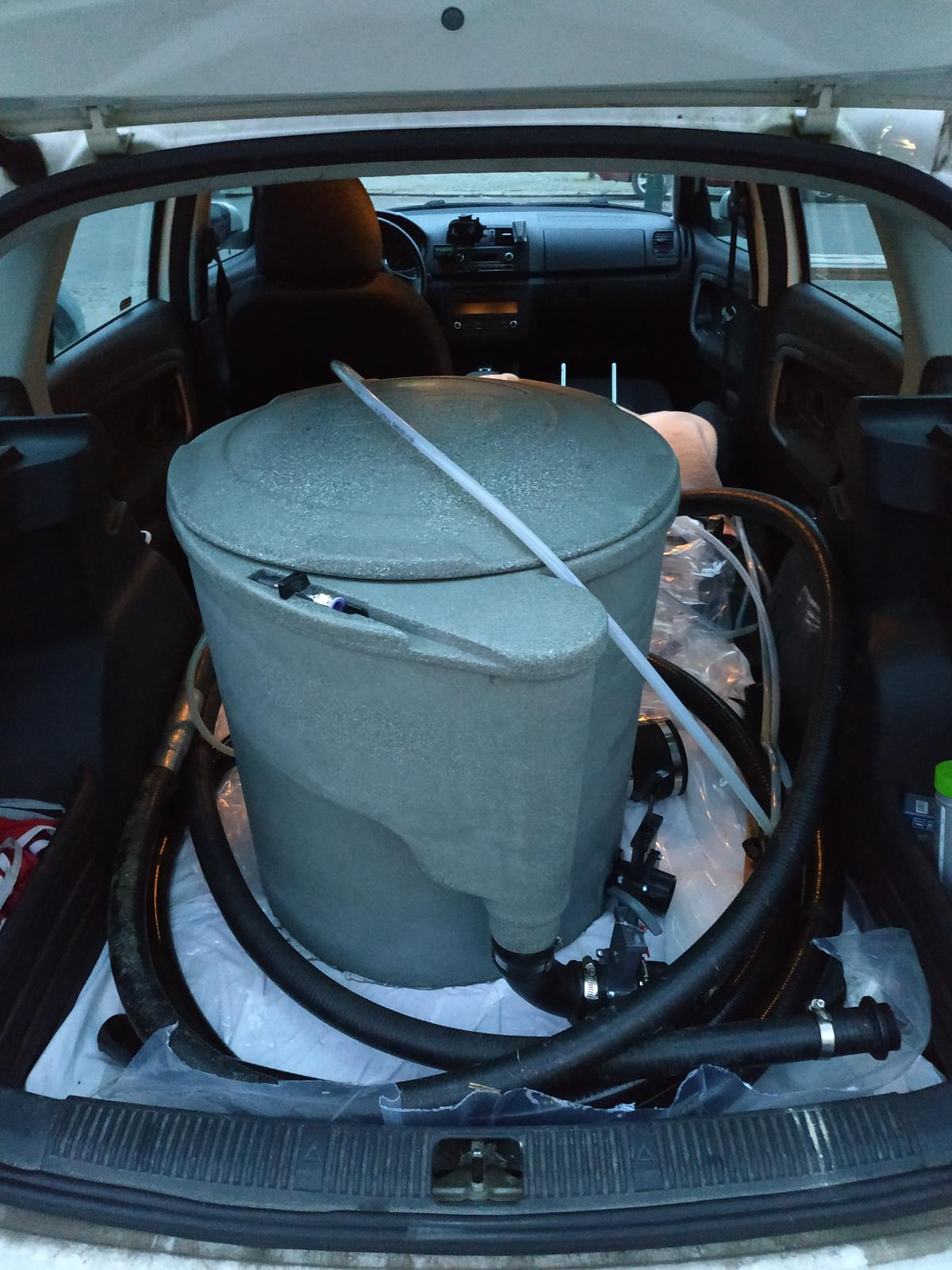 jezírko -filtrace Eazy Pod set - Obrázek č. 2