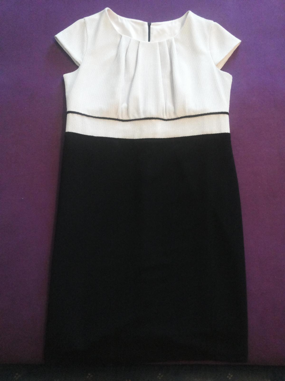 Béžové krátke šaty - Obrázok č. 2
