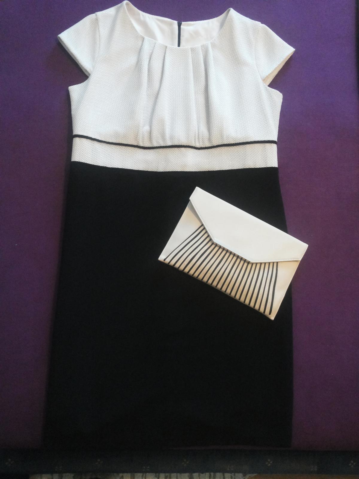 Béžové krátke šaty - Obrázok č. 1