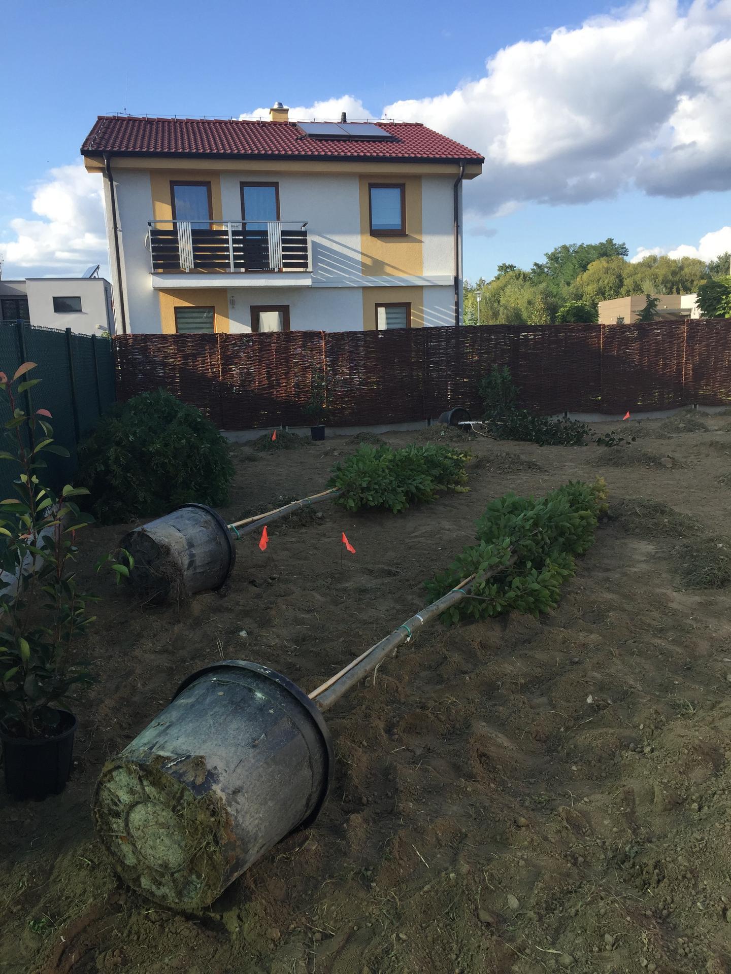 a robí sa záhradka - Obrázok č. 2