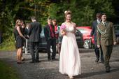 Empírové svatební šaty antického stylu, 40