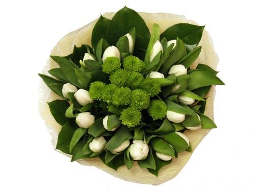 zelene kytice co poviete - Obrázok č. 1