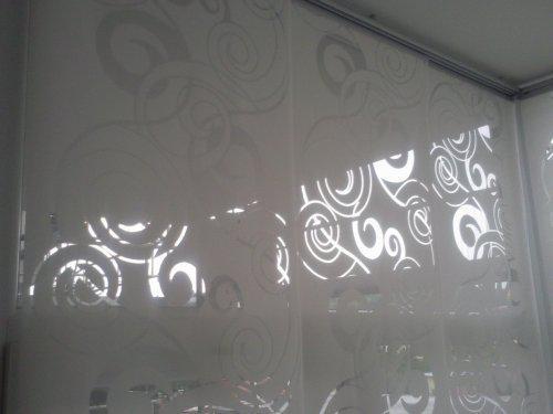 Od sna k realite :o) - vzor japonskej steny..časom kupime niečo ine..
