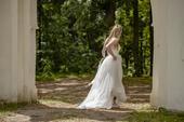 Originál svatební šaty Jesus Peiro, model JP 5066, 36