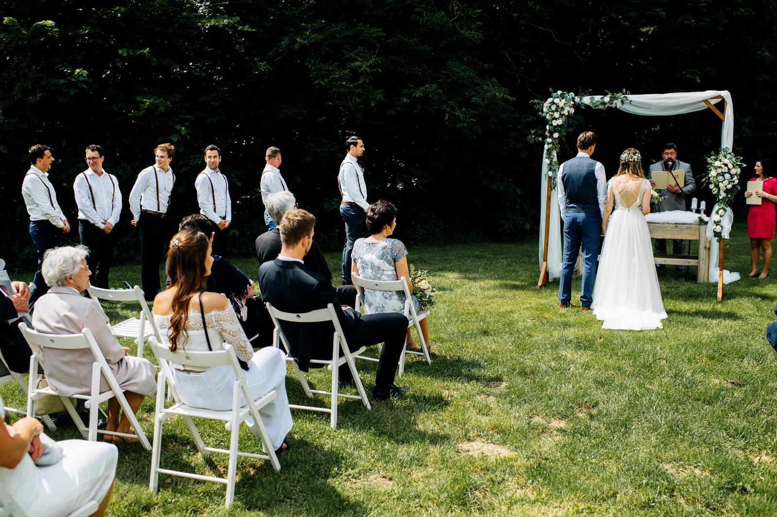 Prodám svatební slavobránu - Obrázek č. 1
