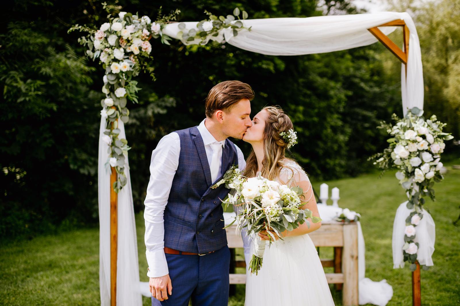 Prodám svatební slavobránu - Obrázek č. 2