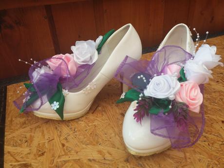 Dekoračné topánočky - Obrázok č. 1