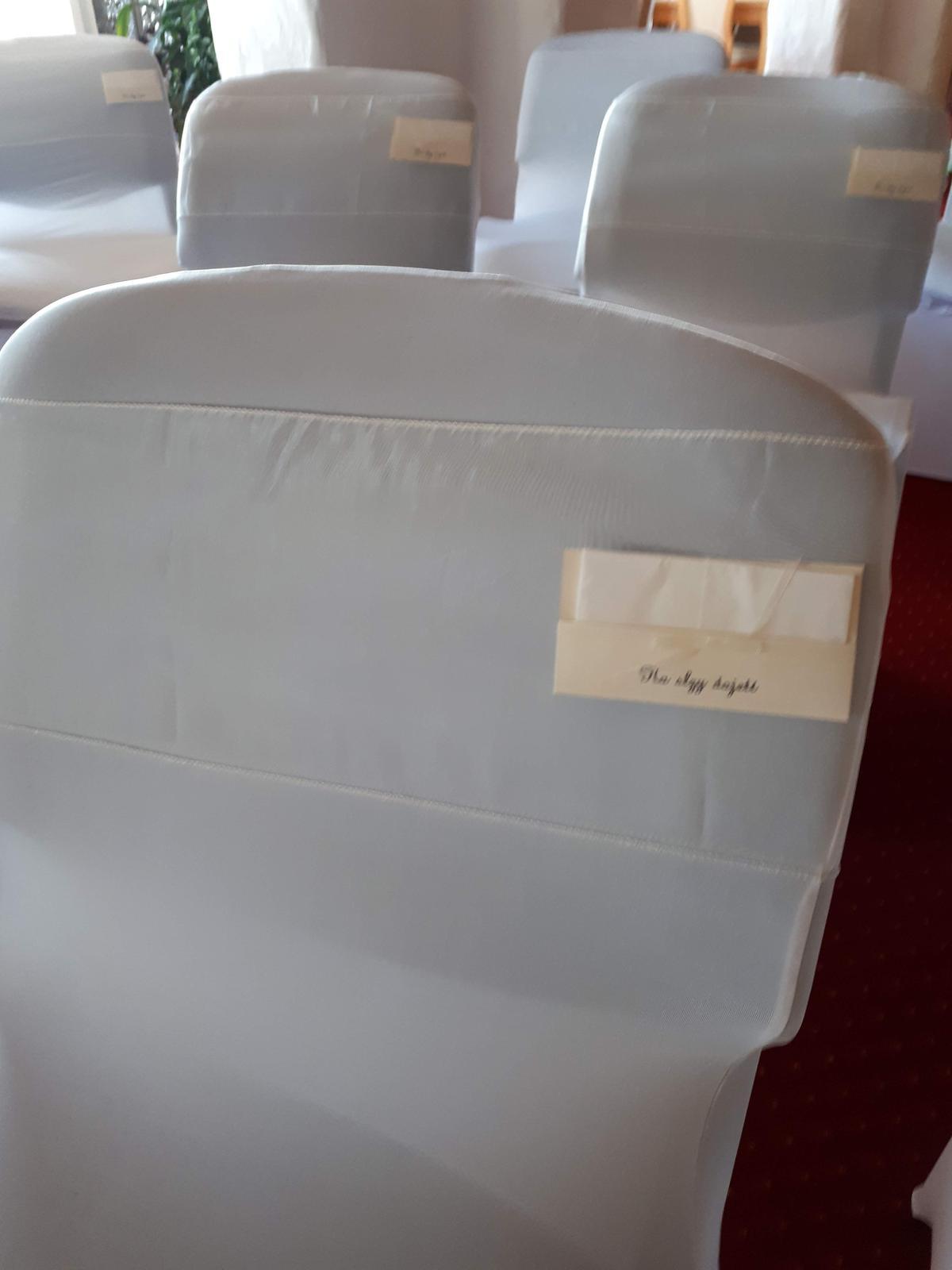 Potahy na židle - Obrázek č. 2