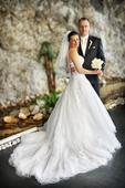 svadební šaty Pronovias, 36