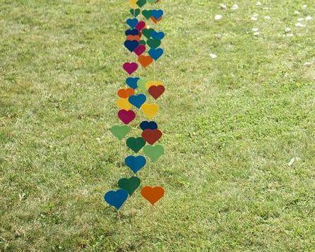 Dekorace - srdce - Obrázek č. 3