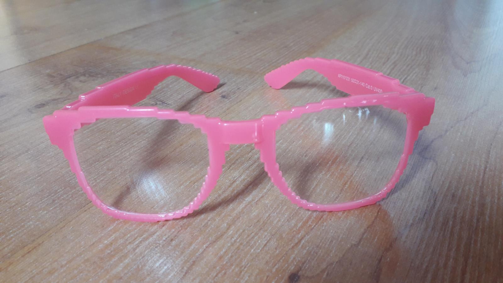 Zábavné brýle - Obrázek č. 1