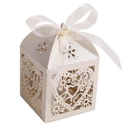 Krabičky pre hostí, 50ks - Obrázok č. 1