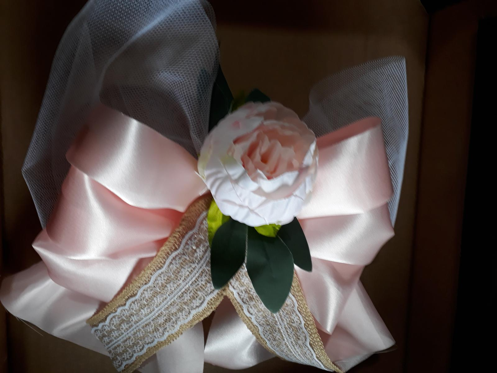svatebni dekorace - květiny - Obrázek č. 1