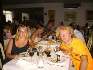 dovolená Itálie srpen 2008