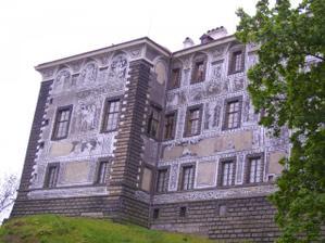 zámek Nelahozeves