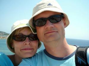 Na svatební cestě na Ibize