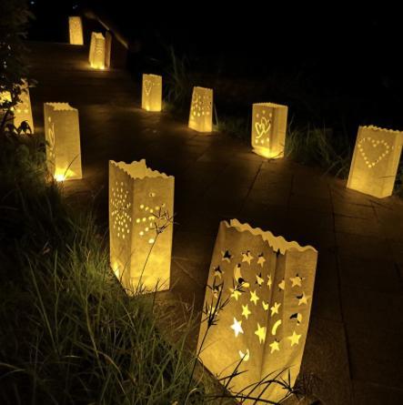 Lampionky včetně světýlek - Obrázek č. 2