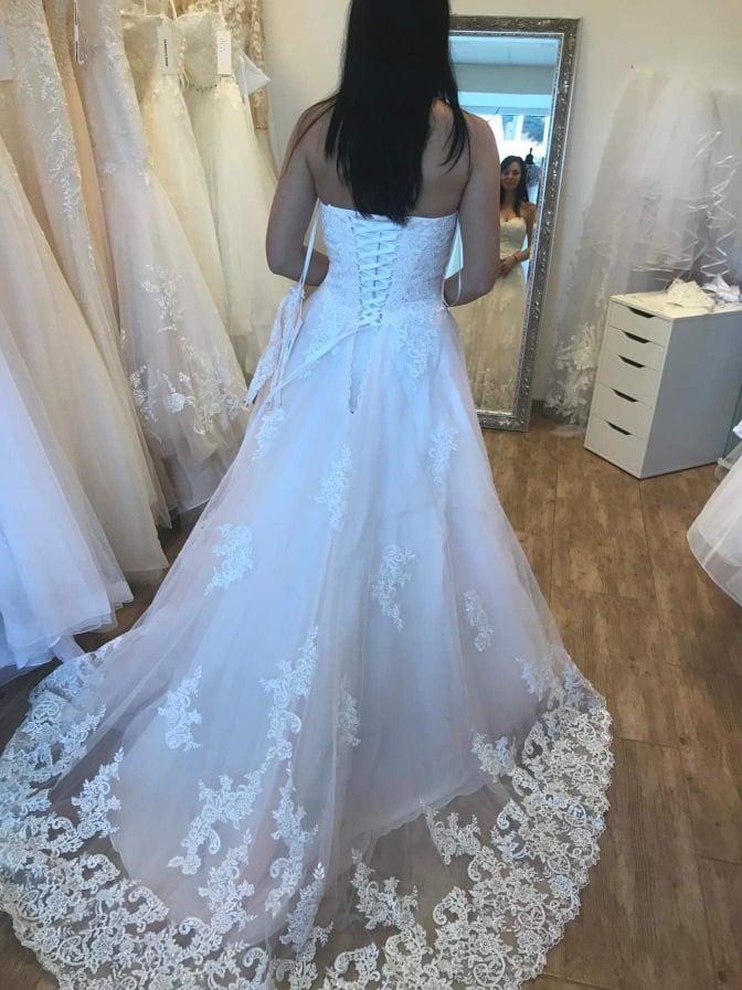 Svatební šaty - Rose - Obrázek č. 1