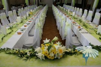 Moje představa svat.stolu 2.