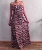 Mango šaty s visackou (pošta v cene), 42