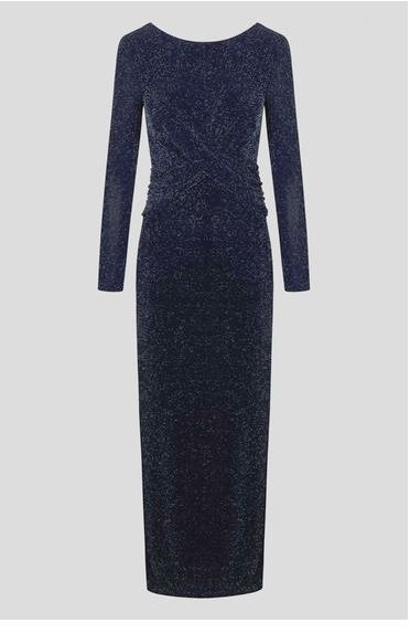 Trblietavé šaty Orsay s visačkou  - Obrázok č. 4