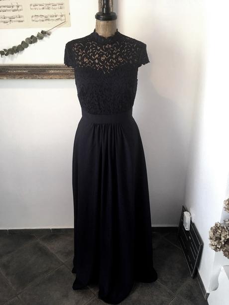 Dlhé Orsay šaty (pošta v cene) - Obrázok č. 2