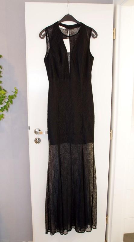 Originalne Mango šaty s visackou - Obrázok č. 2