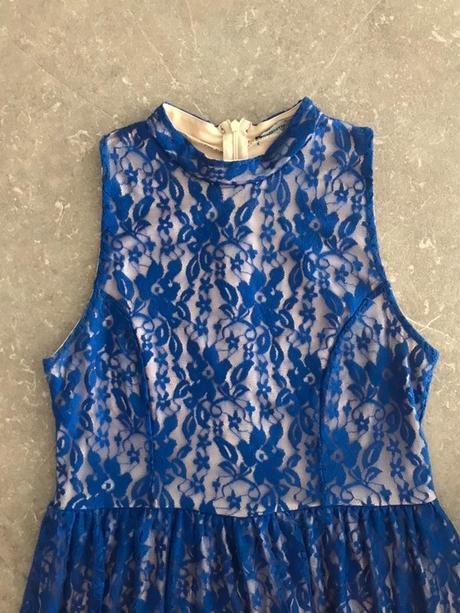 čipkované šaty zn.Atmosphere s visackou - Obrázok č. 3