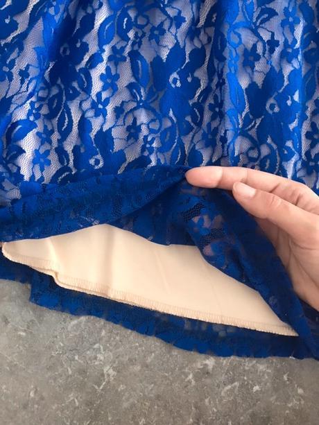 čipkované šaty zn.Atmosphere s visackou - Obrázok č. 4