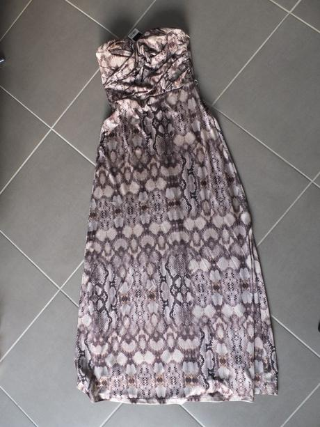 Elegantné Mango šaty s opaskom, nenosene - Obrázok č. 4