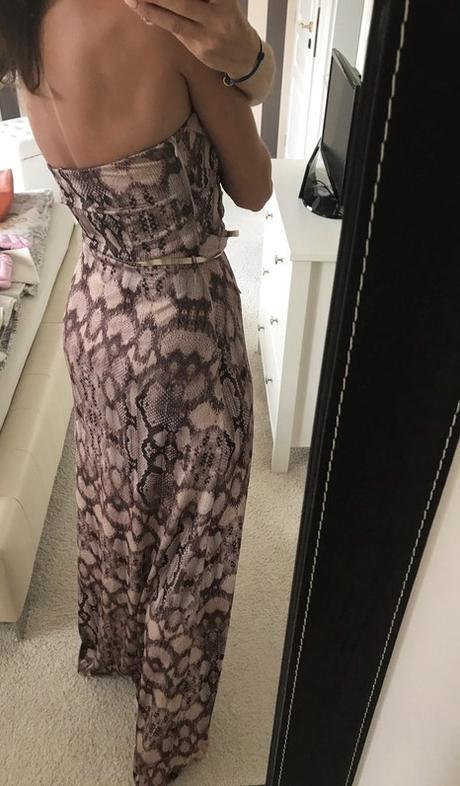 Elegantné Mango šaty s opaskom, nenosene - Obrázok č. 2