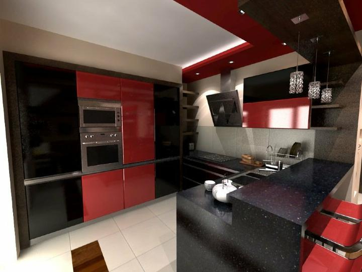 3D návrh kuchýň - Obrázok č. 14