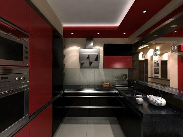 3D návrh kuchýň - Obrázok č. 15