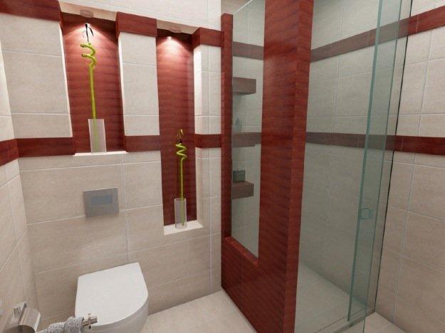 3D návrh kúpelní - Obrázok č. 15