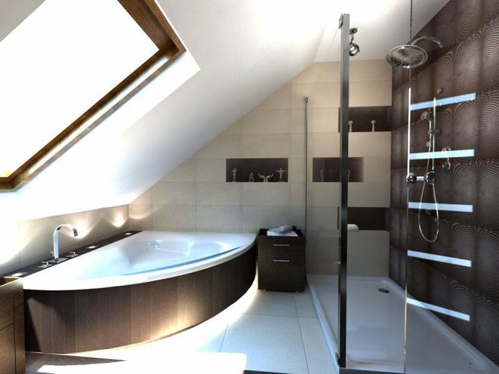 3D návrh kúpelní - Obrázok č. 21
