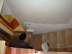 Malujeme na chodbě