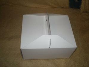 Krabičky na výslužky...