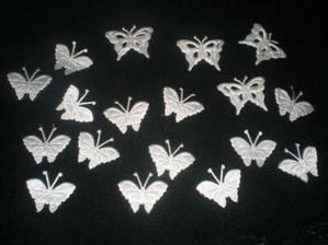 Motýlci...