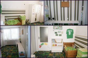 Kuchyň zrušena, máme pokojíček pro Toma!
