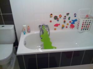 Po první koupeli